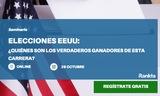Las elecciones presidenciales de EEUU: ¿Quiénes son los verdaderos ganadores de esta carrera?