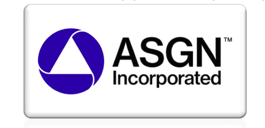Logo de la empresa ASGN Inc.