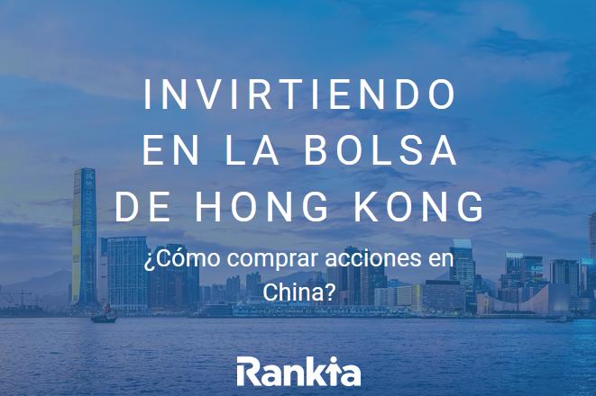 como comprar acciones en la bolsa de Hong Kong