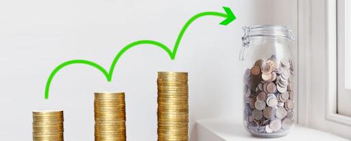 Interes compuesto en el ahorro