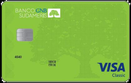 Mejores tarjetas para jóvenes: Banco GNB