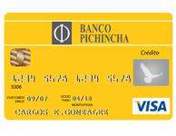 Mejores tarjetas para jóvenes: Banco Pichincha