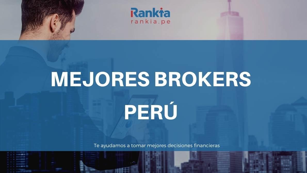 Mejores brokers Perú para 2021
