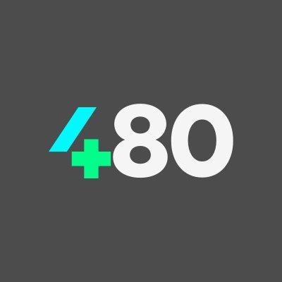 Logo de Cuatroochenta 480