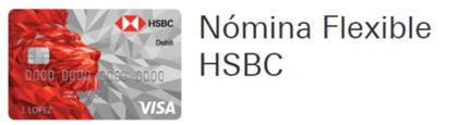 Cuenta Nómina 2021: HSBC