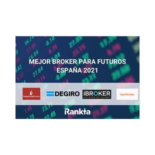 Mejor brokers para futuros España 2021