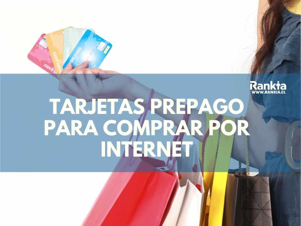 Tarjetas prepago para comprar en internet