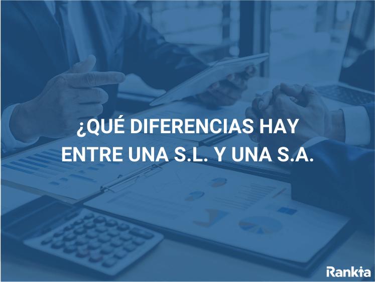 Diferencias entre SL y SA