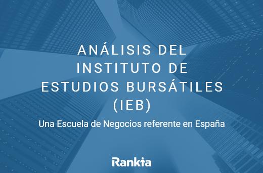Análisis Insttituto de estudios bursátiles IEB