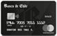 Tarjeta de Banco de Chile