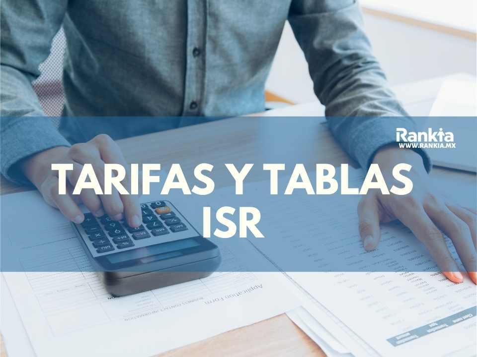 Tarifas y Tablas ISR 2021