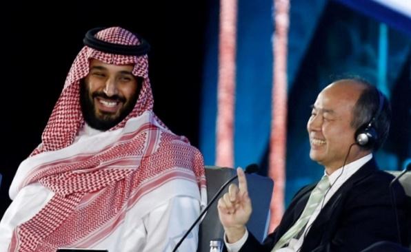 Softbank y Arabia Saudi