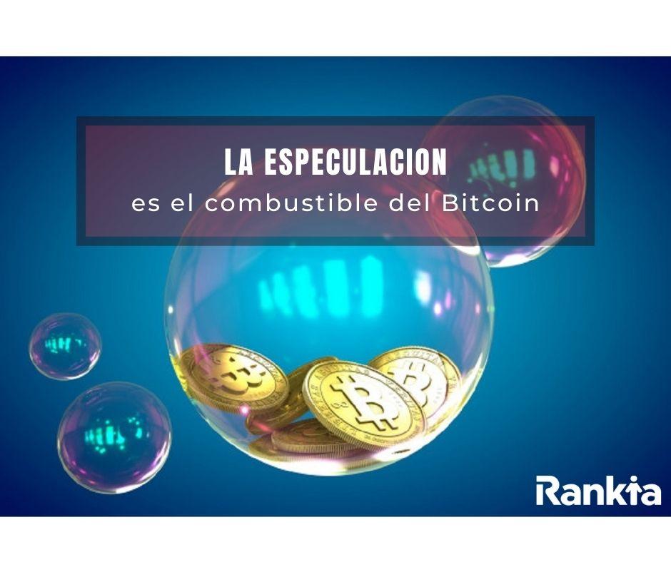 Especulación, Bitcoin, Edgar Arenas