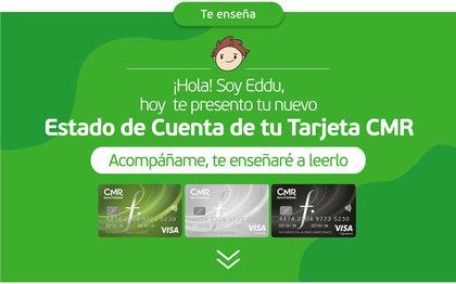 Estado de cuenta mensual de Banco Falabella