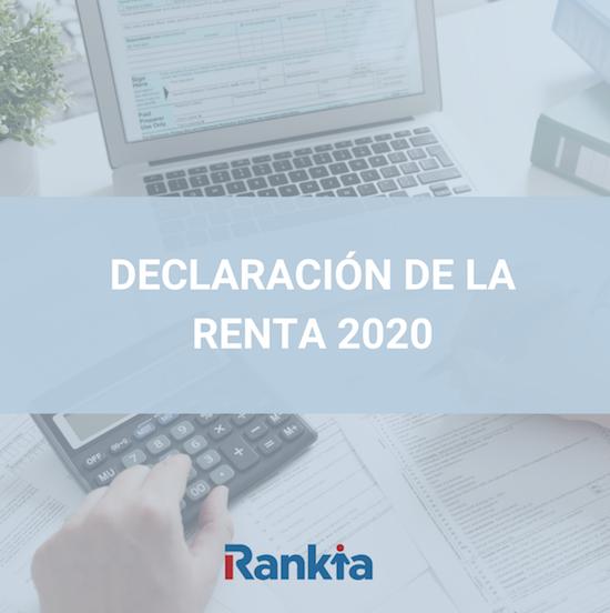 Declaración de la renta 2020 como solicitar el borrador