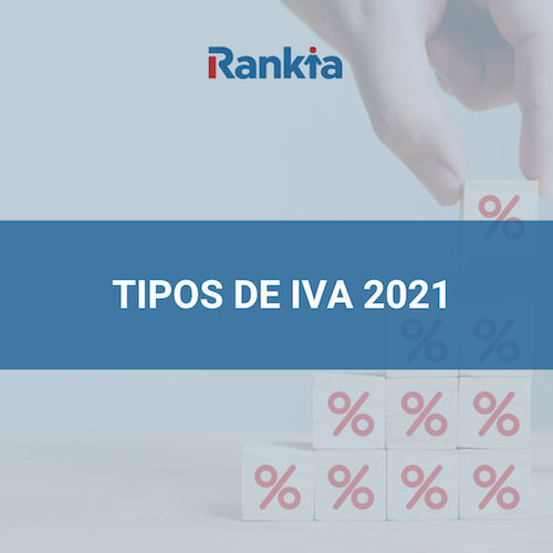Tipos de IVA 2021