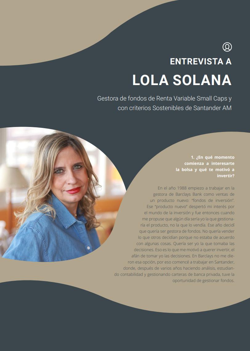Lola Solana