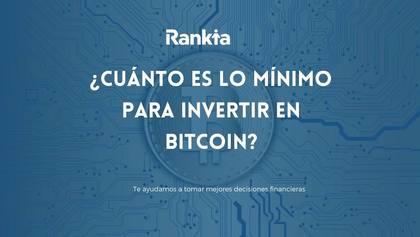 quanto minimo investire in bitcoin