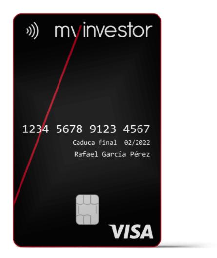 tarjeta crédito Myinvestor