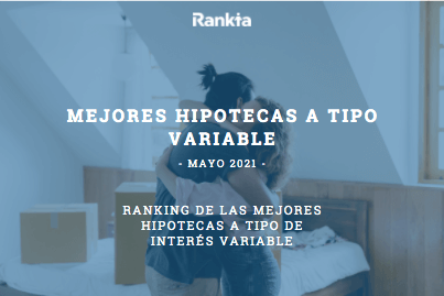 Mejores hipotecas variables