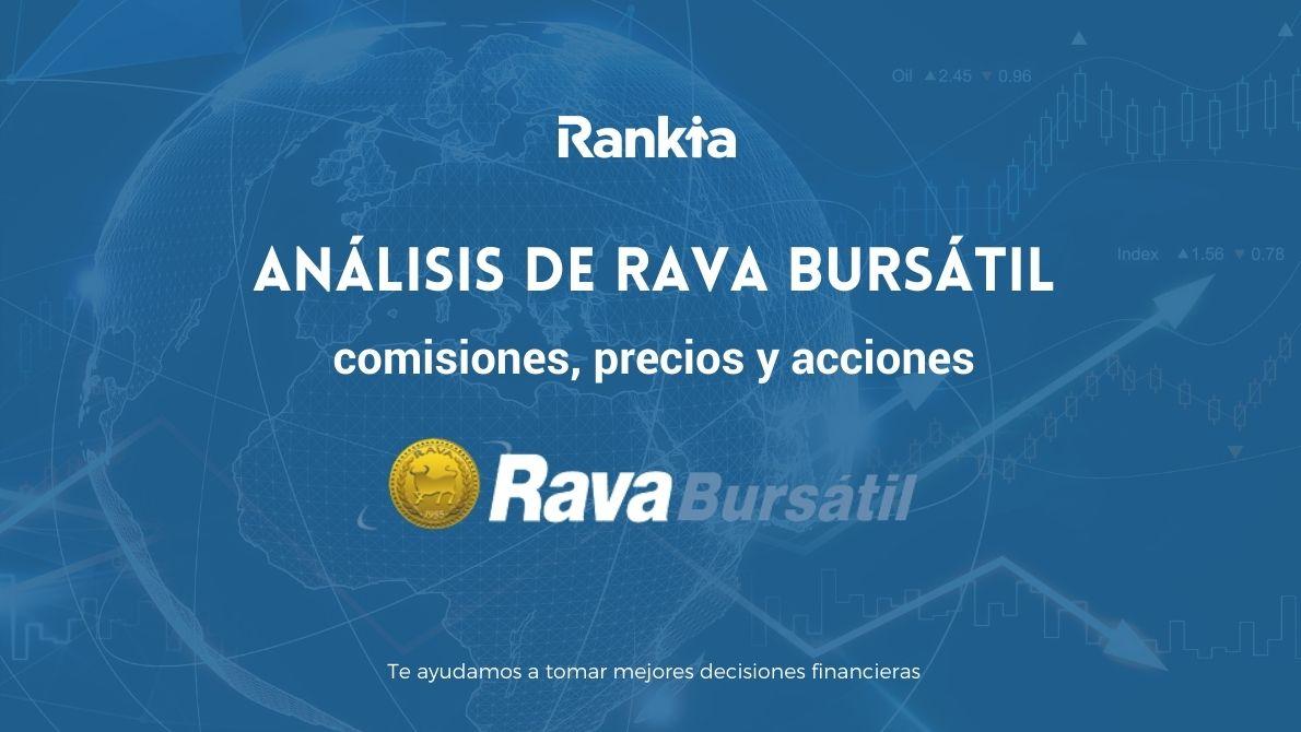 Rava Bursátil: comisiones, precios y acciones
