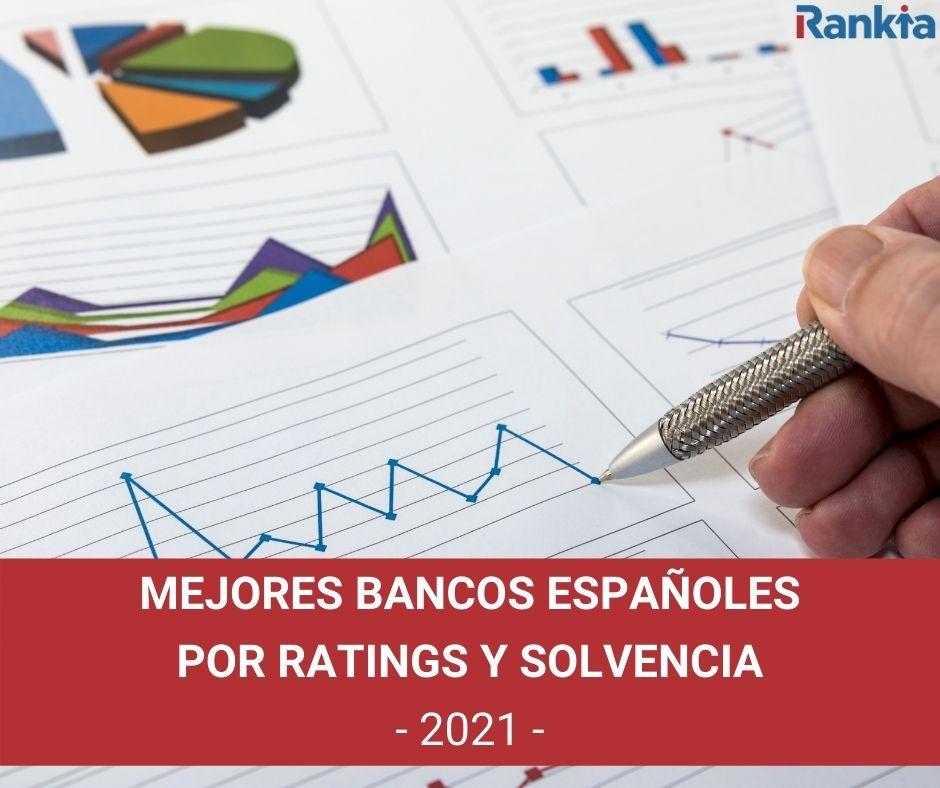 Mejores bancos por rating de solvencia