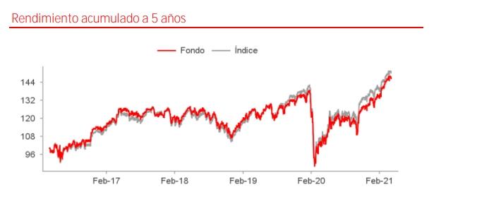 Mejores fondos Santander de renta variable: Santander Acciones Euro