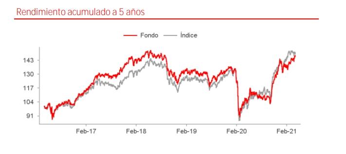 Mejores fondos Santander de renta variable: Santander Small Caps España