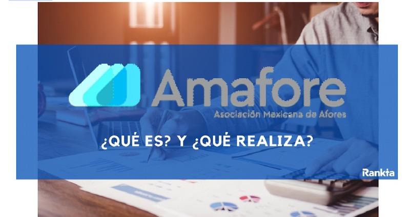 ¿Qué es Amafore?¿Qué realiza?