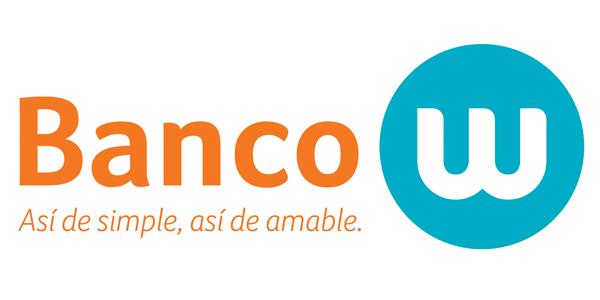 Mejores bancos de Colombia: Banco W