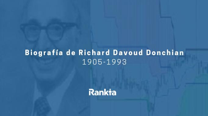 Biografia de Richard Davoud Donchian