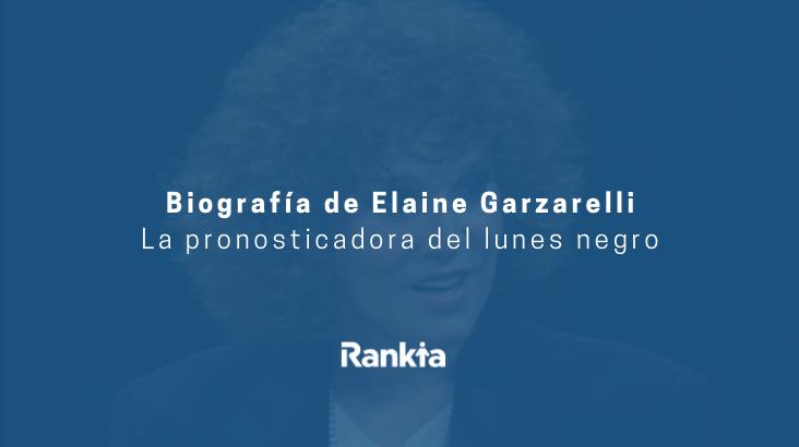 Biografia Elaine Garzarelli