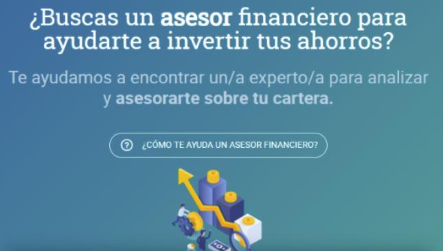 Herramienta asesoramiento financiero