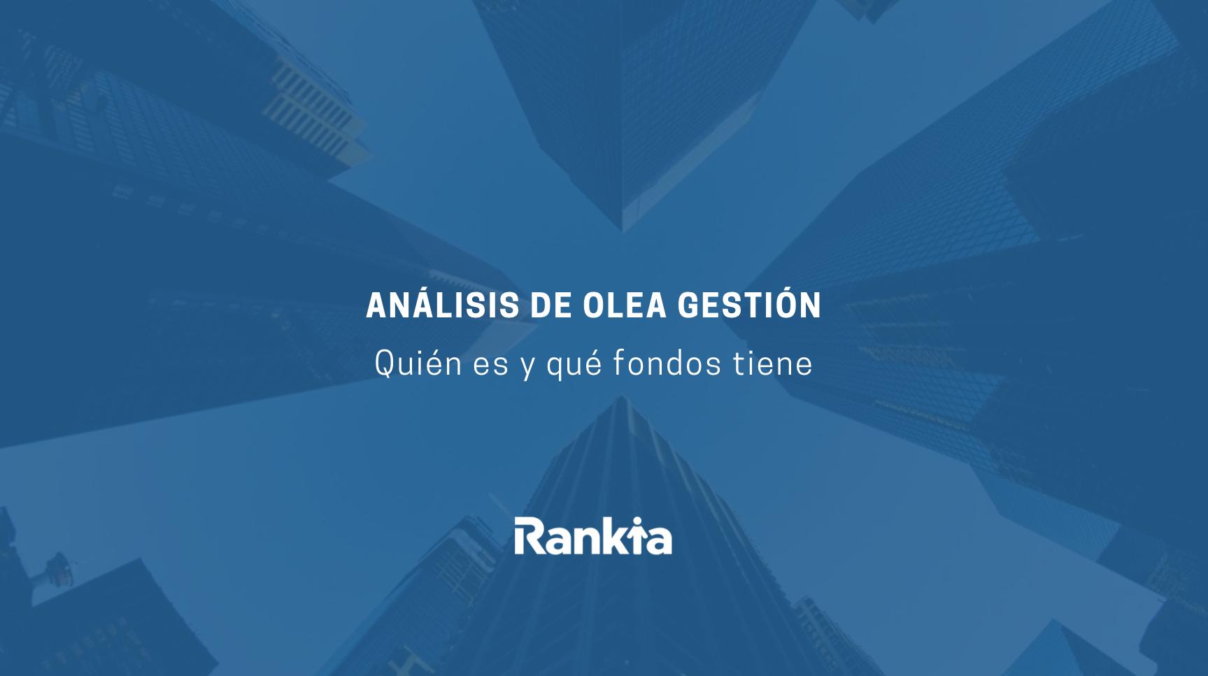 Análisis de Olea Gestión